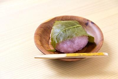桜餅の葉は食べる?栄養は?